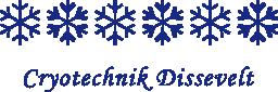 Cryotechnik Dissevelt Logo
